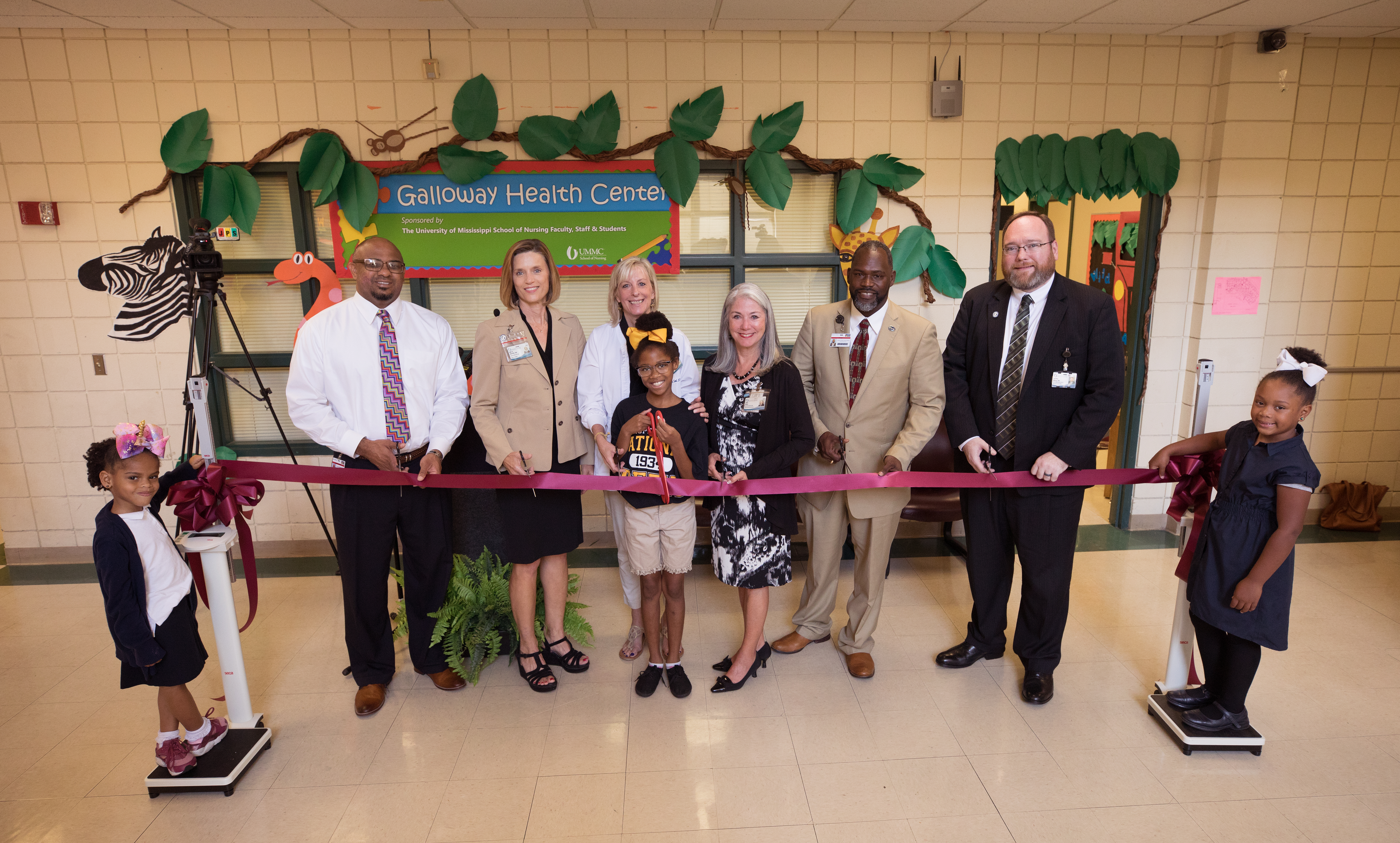 Newest Jps School Based Clinic Helps Keep Grade Schoolers Well