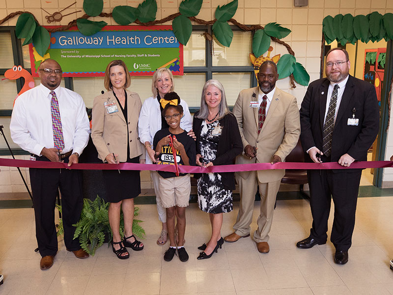Newest JPS school-based clinic helps keep grade-schoolers