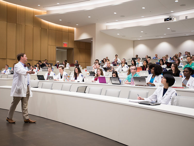 AAMC survey measures advances from UMMC faculty's Standpoint
