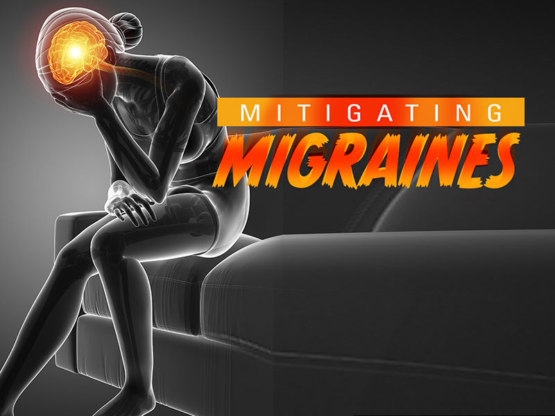 Got a migraine? Lessen pain by learning what triggers it