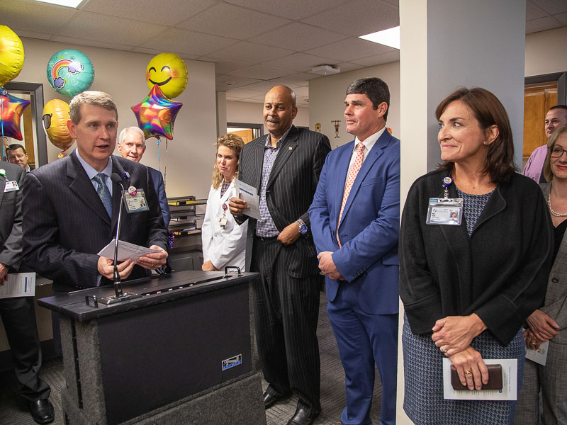 UMMC-Anderson collaboration brings specialty peds care