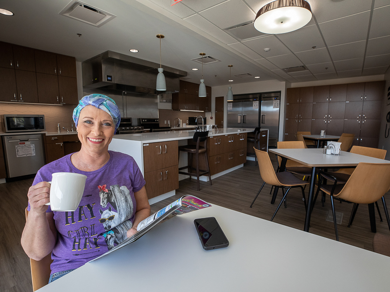 Hope Lodge goal: Patients more focused on their cancer fight