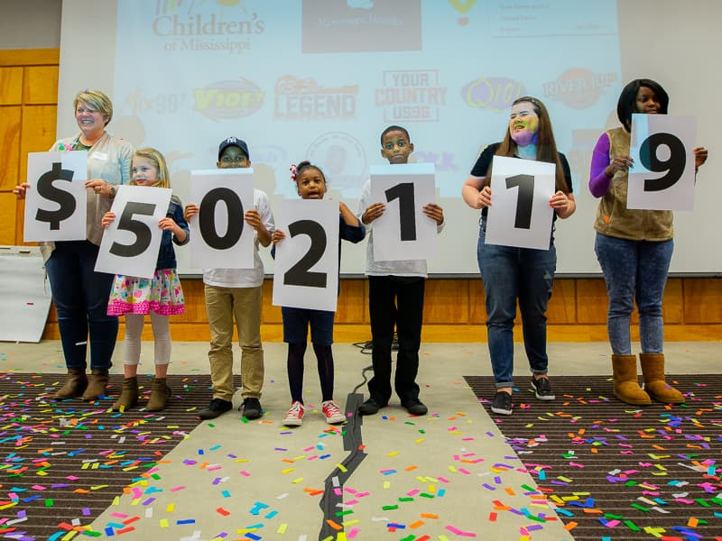 Mississippi Miracles Radiothon tops $500K for third consecutive year