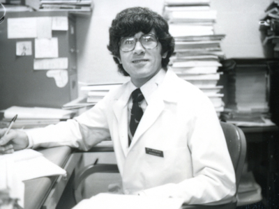 Dr. Lincoln Arceneaux joined the Medical Center in 1970 as an assistant professor of microbiology and rose to the position of associate professor five years later.