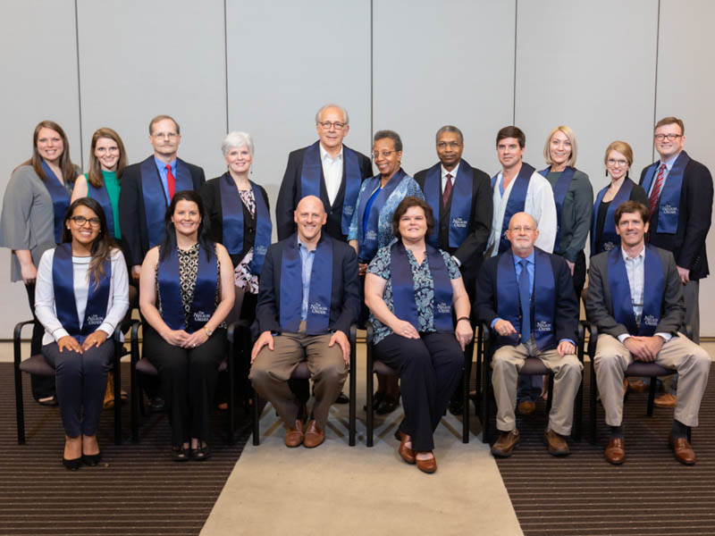 2019 Nelson Order inductees