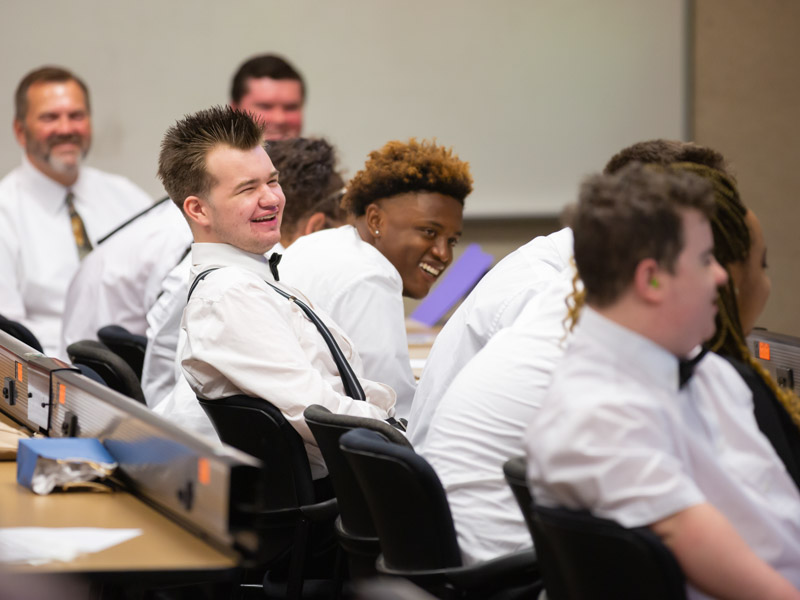 Record Breaking Grant May Fuel Autism >> Project Search Grads Ready To Work At Ummc In Community