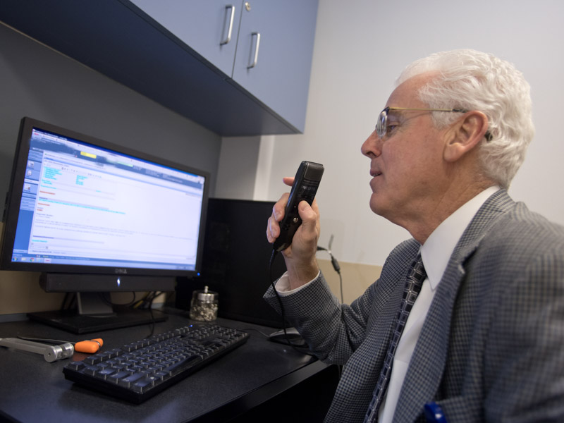 Spine surgeon's life cycles through patient care, administrative