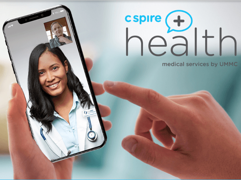 UMMC, C Spire collaborate on new health app