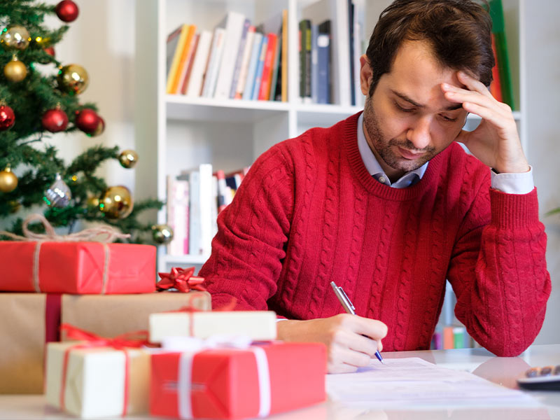 As holidays approach, de-stress by 'keeping it real'