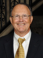 Portrait of Dr. Butch Gilbert