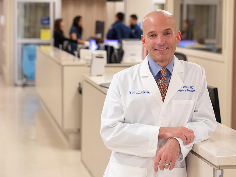 Dr. Alan Jones is the latest UMMC professor to be honored for his accomplishments as a faculty member of a Southeastern Conference university.