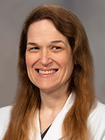 Portrait of Dr. Sarah Glover
