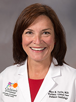 New chief of pediatric cardiology: Children's of Mississippi