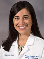 Cardiothoracic surgeon, tech transfer director, emergency