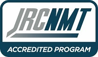 JRCNMT accreditation badge