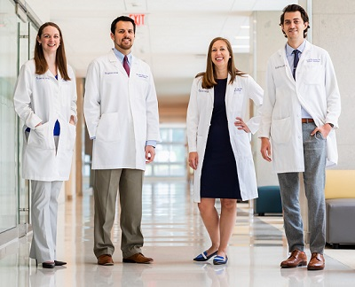 Chief Residents - University of Mississippi Medical Center