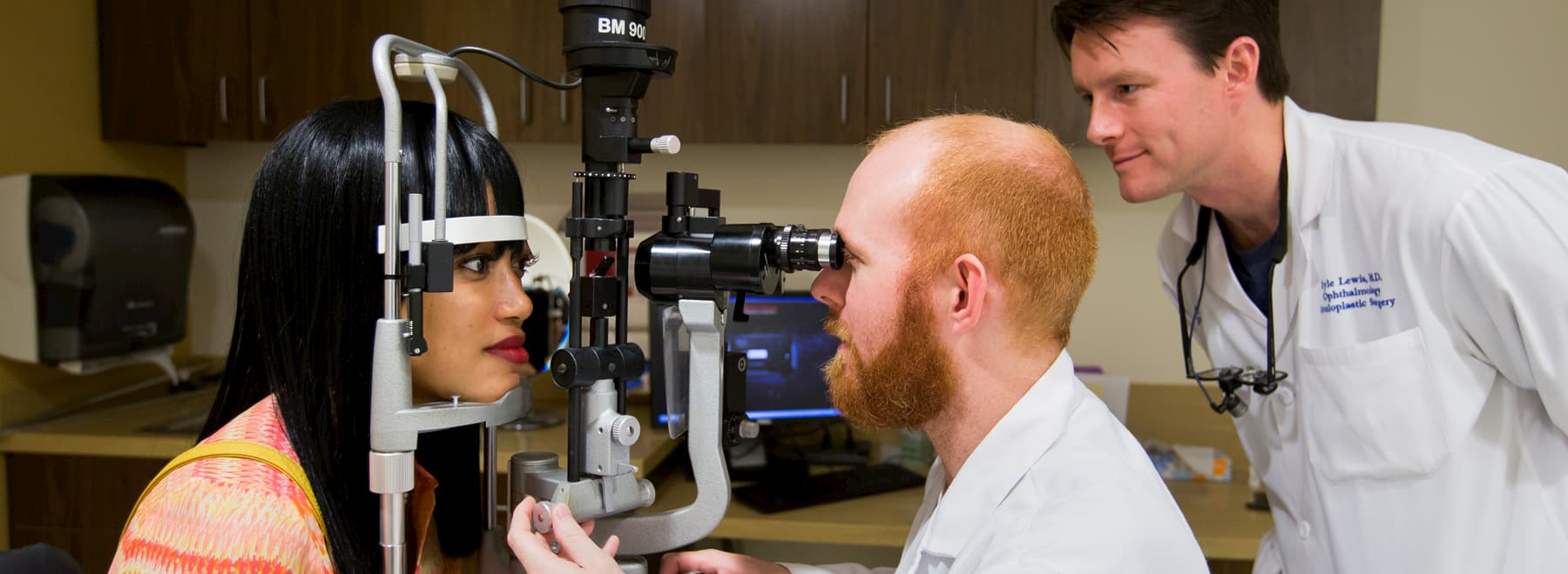 Department of Ophthalmology - University of Mississippi