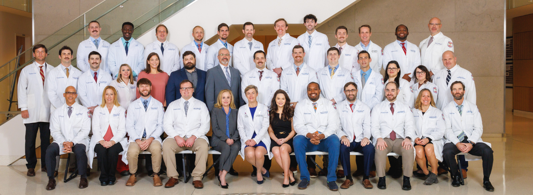 Orthopaedic Surgery and Rehabilitation Faculty and Staff