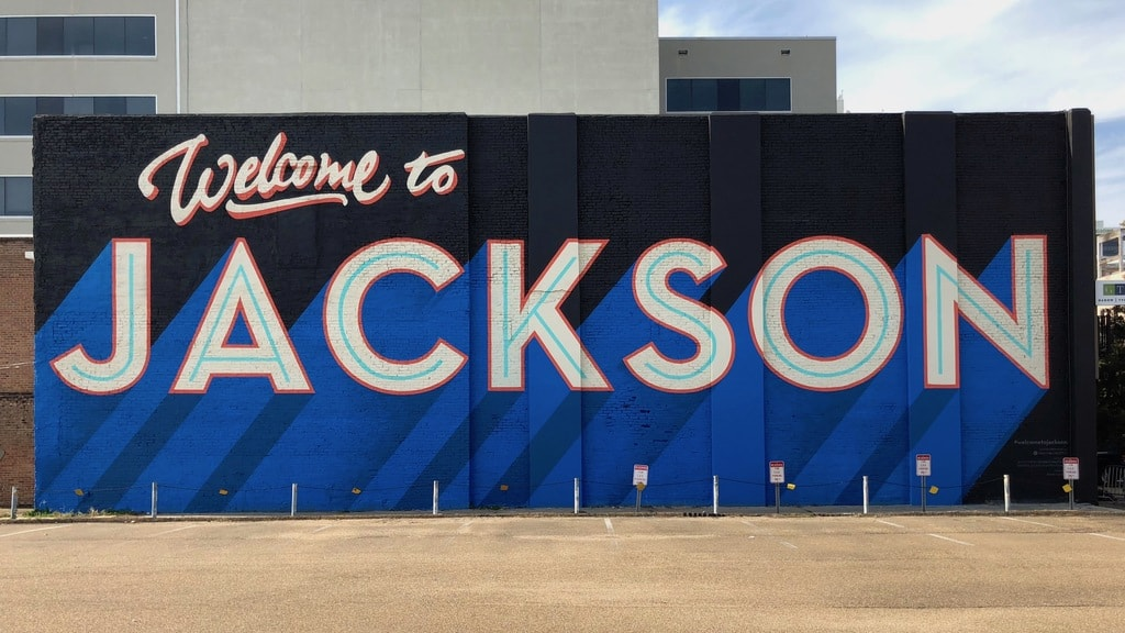 Welcome to the City of Jackson