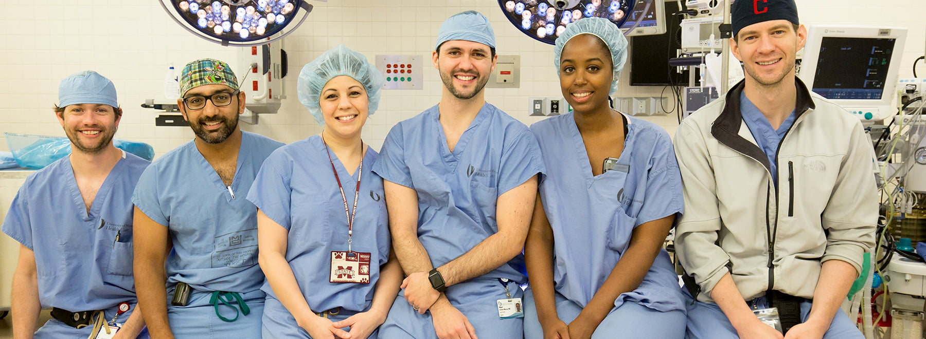 Surgery Fellows - University of Mississippi Medical Center